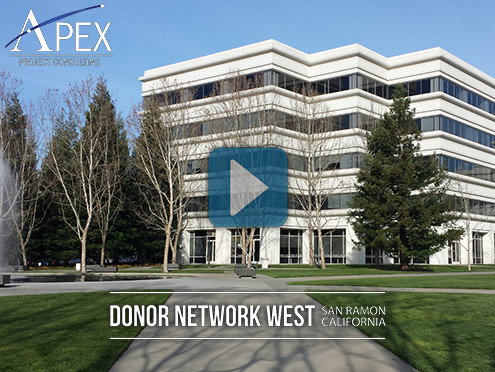 Apex Completes Donor Network West Headquarters
